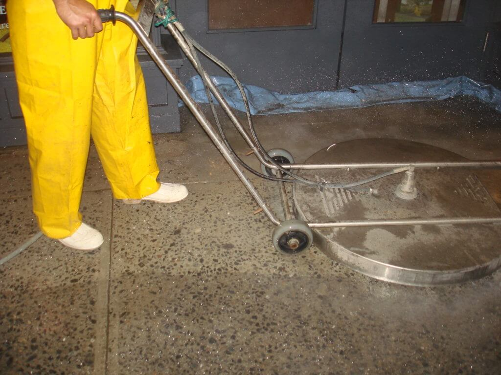 new york power washing dirt