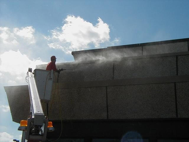 new york roof pressure washing