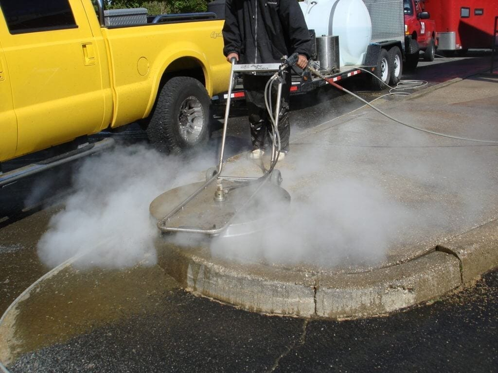steam pressure washing new york