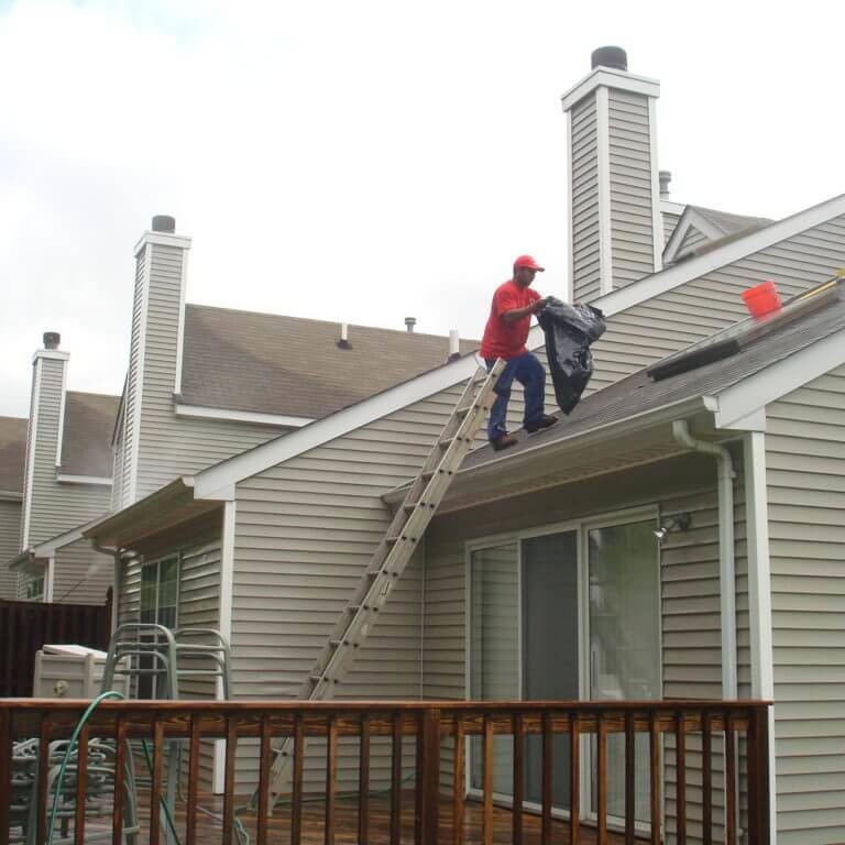 residential roof pressure washing new york